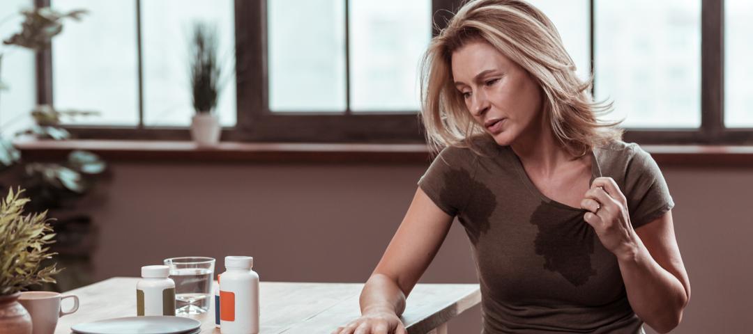 sudor por ansiedad ante el coronavirus