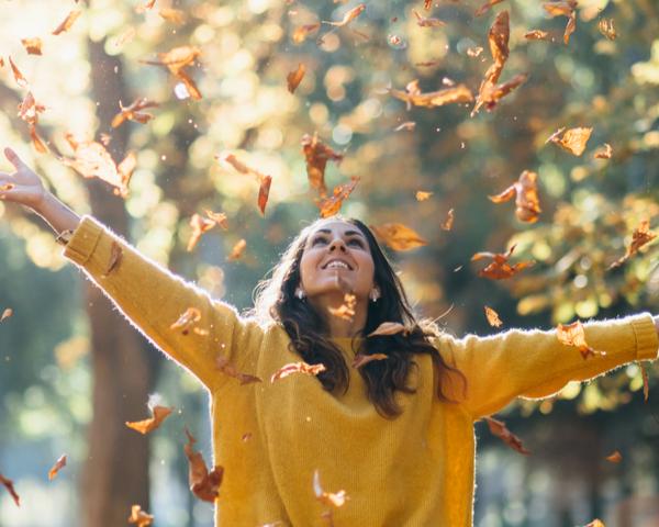 tiempo en otoño