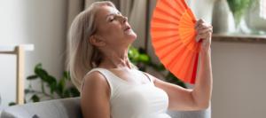 hiperhidrosis en la menopausia